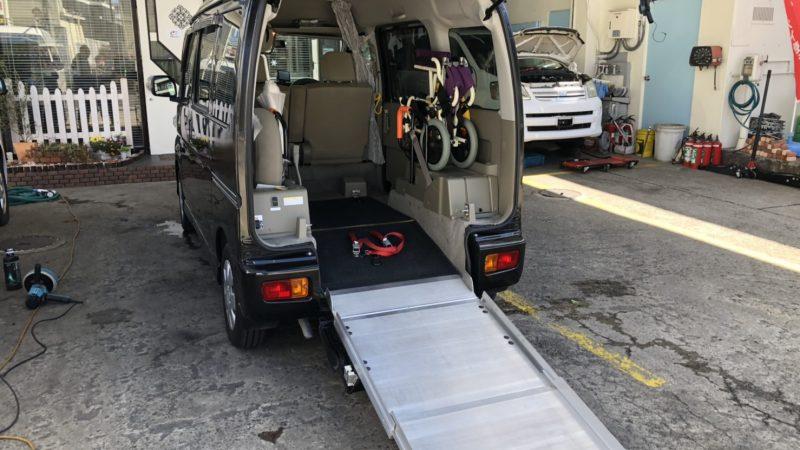 福祉車両の在庫、販売準備中の車両も介護タクシー等、色々御座います(^^