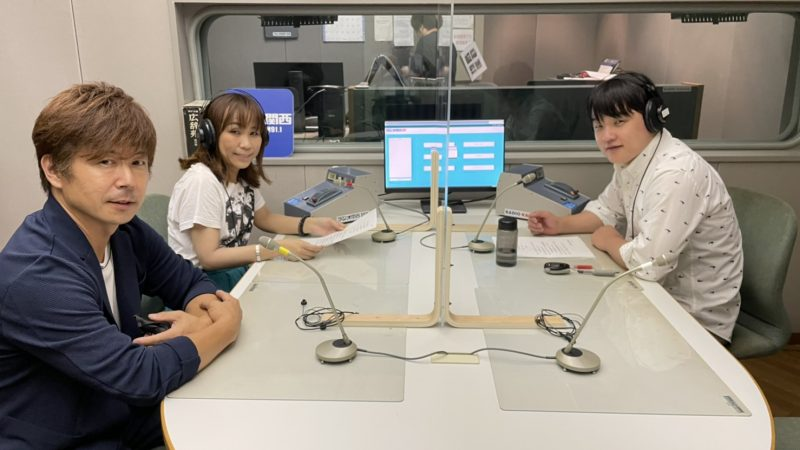 福祉車両専門店日本リンクオートのラジオCMが流れます。